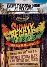 sunny reggae thursdays